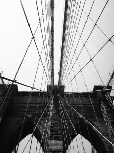 Brooklyn Bridge by h.wilson