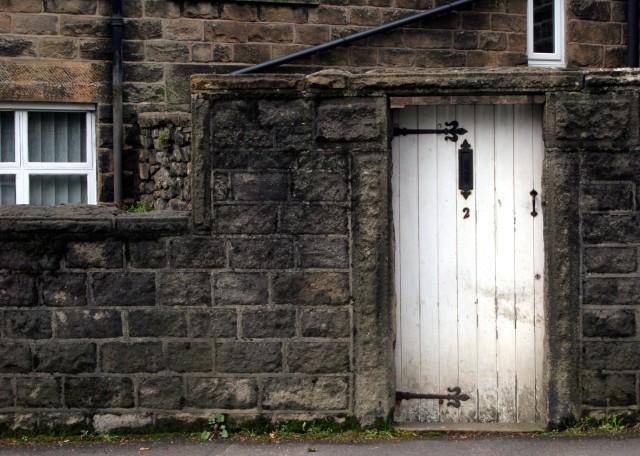 2 White Door by h.wilson
