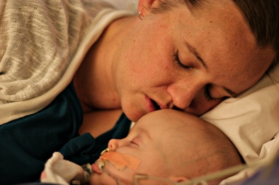 Mom Sleeps - Vivid by h.wilson